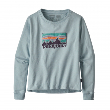Women's Solar Rays '73 Uprisal Crew Sweatshirt by Patagonia in Sioux Falls SD