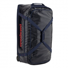 Black Hole Wheeled Duffel 100L by Patagonia in Iowa City IA
