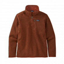 Boys' Better Sweater 1/4 Zip by Patagonia in Greenwood Village CO