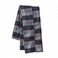 Fjord Flannel Patchwork Scarf by Patagonia