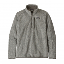 Men's Better Sweater 1/4 Zip by Patagonia in Blacksburg VA
