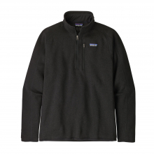 Men's Better Sweater 1/4 Zip by Patagonia in Canmore Ab