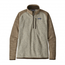 Men's Better Sweater 1/4 Zip by Patagonia in Vancouver Bc