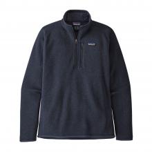 Men's Better Sweater 1/4 Zip by Patagonia in Golden CO