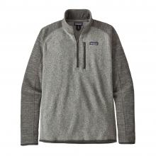 Men's Better Sweater 1/4 Zip by Patagonia in Chelan WA