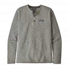 Men's Better Sweater Henley P/O
