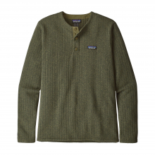 Men's Better Sweater Henley P/O by Patagonia in Iowa City IA