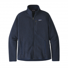 Men's Better Sweater Jacket by Patagonia in Red Deer Ab