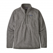 Men's Better Sweater Rib Knit 1/4 Zip by Patagonia
