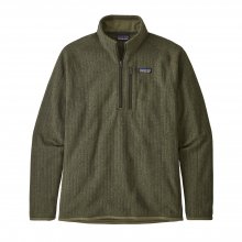 Men's Better Sweater Rib Knit 1/4 Zip by Patagonia in Chelan WA