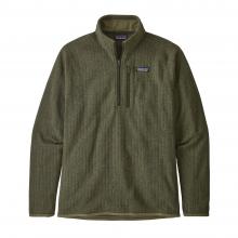 Men's Better Sweater Rib Knit 1/4 Zip by Patagonia in Iowa City IA