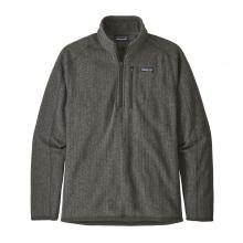 Men's Better Sweater Rib Knit 1/4 Zip by Patagonia in Blacksburg VA