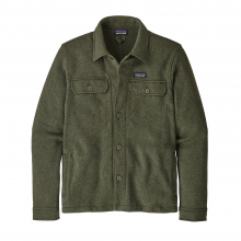 Men's Better Sweater Shirt Jacket by Patagonia in Sioux Falls SD