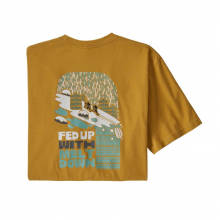 Men's Fed Up With Melt Down Responsibili-Tee by Patagonia in Fort Collins Co