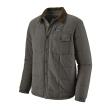 Men's Isthmus Quilted Shirt Jacket by Patagonia in Chelan WA