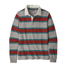 Men's L/S LW Rugby Shirt by Patagonia in Iowa City IA