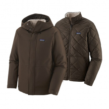 Men's Lone Mountain 3-in-1 Jacket by Patagonia