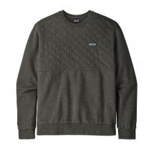 Men's Organic Cotton Quilt Crewneck Sweatshirt by Patagonia in Chelan WA