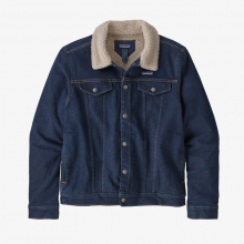 Men's Pile Lined Trucker Jkt by Patagonia in Sioux Falls SD