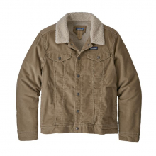 Men's Pile Lined Trucker Jacket by Patagonia in Sioux Falls SD