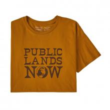 Men's Public Lands Now Organic T-Shirt