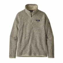 Women's Better Sweater 1/4 Zip by Patagonia in Gilbert Az