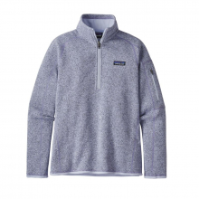 Women's Better Sweater 1/4 Zip by Patagonia in Canmore Ab