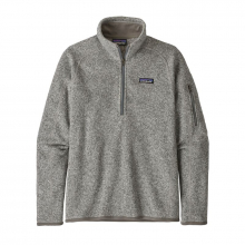 Women's Better Sweater 1/4 Zip by Patagonia in Tucson Az