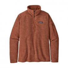 Women's Better Sweater 1/4 Zip by Patagonia in Sechelt Bc