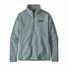 Women's Better Sweater 1/4 Zip by Patagonia in Langley City Bc