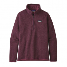 Women's Better Sweater 1/4 Zip by Patagonia in Chelan WA