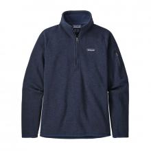 Women's Better Sweater 1/4 Zip by Patagonia in Chelan WA