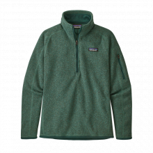 Women's Better Sweater 1/4 Zip by Patagonia in Blacksburg VA