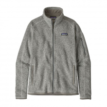 Women's Better Sweater Jacket by Patagonia in Canmore Ab