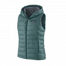 Women's Hi-Loft Down Hooded Vest