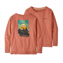 Women's Long-Sleeve Paper Peaks Responsibili-Tee by Patagonia in Sioux Falls SD