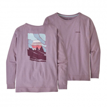 Women's L/S Paper Peaks Responsibili-Tee by Patagonia in Sioux Falls SD