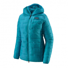Women's Macro Puff Hoody by Patagonia in Sioux Falls SD