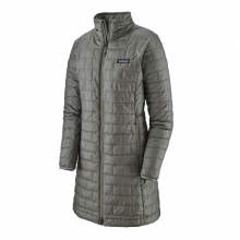Women's Nano Puff Parka by Patagonia in Courtenay Bc