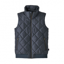 Women's Prow Bomber Vest by Patagonia in Chelan WA