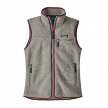 Women's Retro Pile Vest by Patagonia in Chelan WA