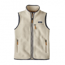 Women's Retro Pile Vest by Patagonia in Aurora CO