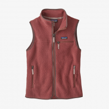 Women's Retro Pile Vest by Patagonia in Sioux Falls SD