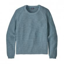 Women's Long-Sleeve Organic Cotton Spring Sweater