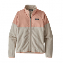 Women's LW Better Sweater Shelled Jacket by Patagonia in Sioux Falls SD