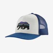 Fitz Roy Bear Trucker Hat by Patagonia in Mobile Al