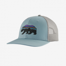 Fitz Roy Bear Trucker Hat by Patagonia in Fremont Ca