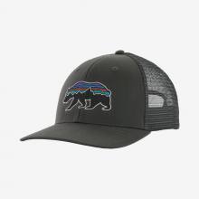 Fitz Roy Bear Trucker Hat by Patagonia in Arcadia Ca