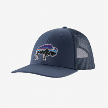 Fitz Roy Bison LoPro Trucker Hat by Patagonia in Calgary Ab