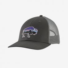 Fitz Roy Bison LoPro Trucker Hat by Patagonia in Orange City FL